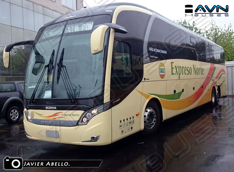 Neobus New Road N10 380 - Scania / Expreso Norte