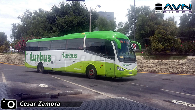 Irizar i6 - Mercedes Benz / Turbus