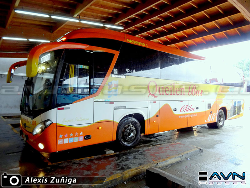Mascarello Roma 350 - Mercedes Benz / Queilen Bus
