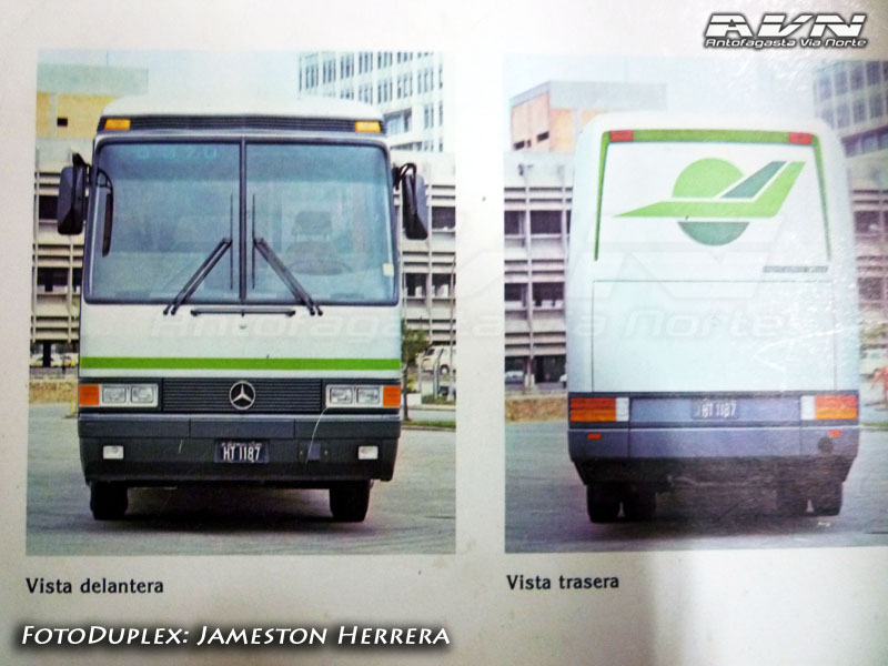 Catalogo Mercedes Benz O370