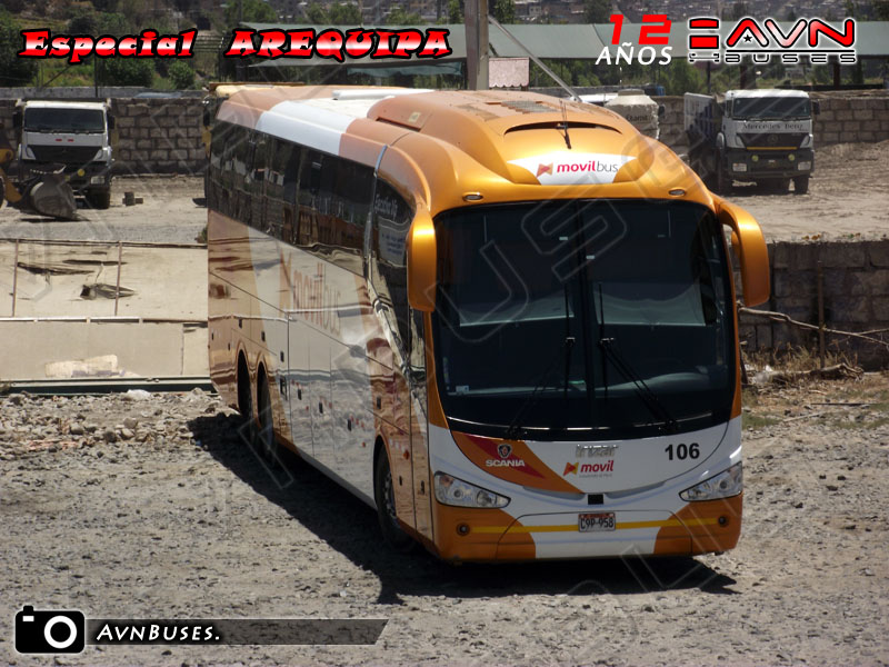 Irizar I6 - Scania / MovilBus
