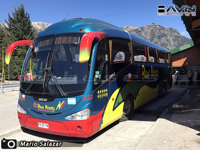 Irizar i6 - Scania / Bus Norte