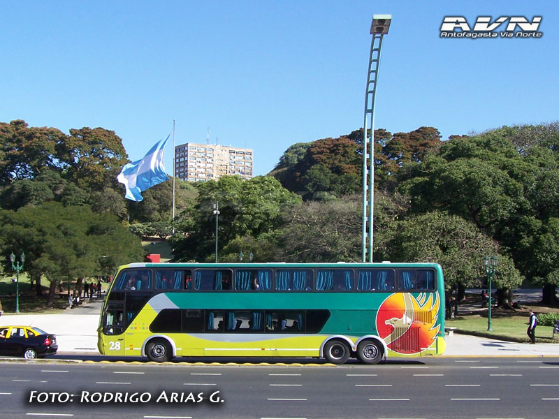 Busscar Panoramico DD - Volvo B12R / Particular