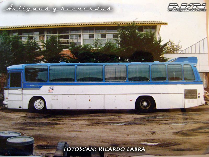 Mercedes Benz O302 / Buses Covalle Bus