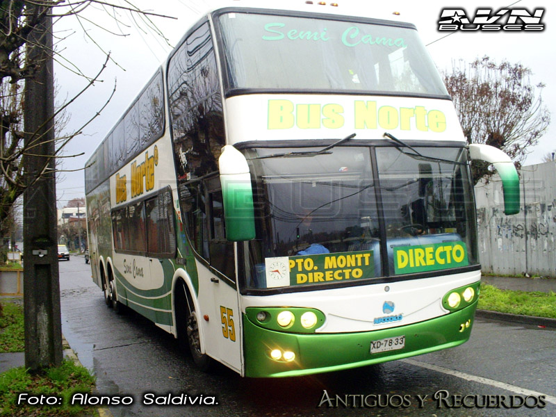 Niccolo Concept 2250 - Mercedes Benz / Bus Norte