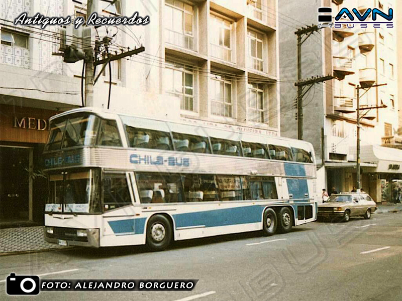 Neoplan Skyliner / Chile-Bus