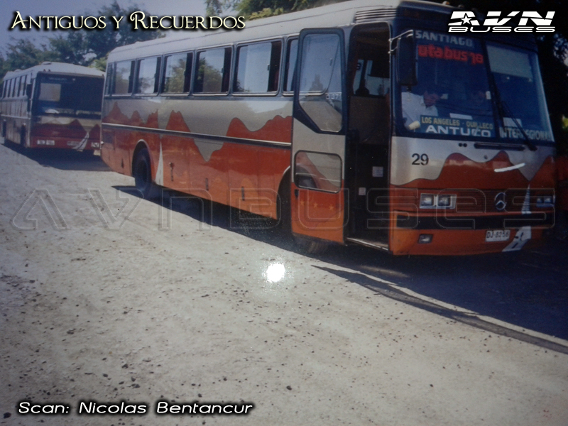 Mercedes Benz O-371 RS / Interregional