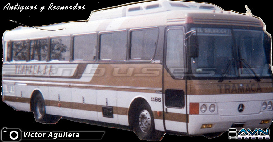 Mercedes Benz O-400 RS / Tramaca