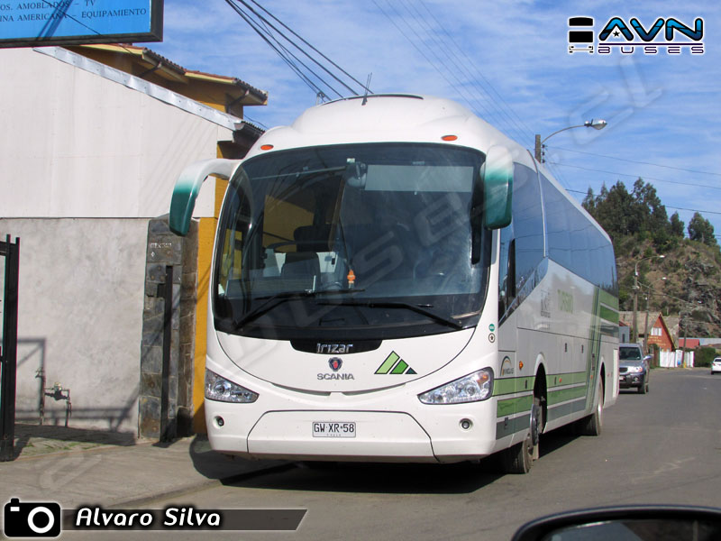 Irizar Century - Scania / Yanguas