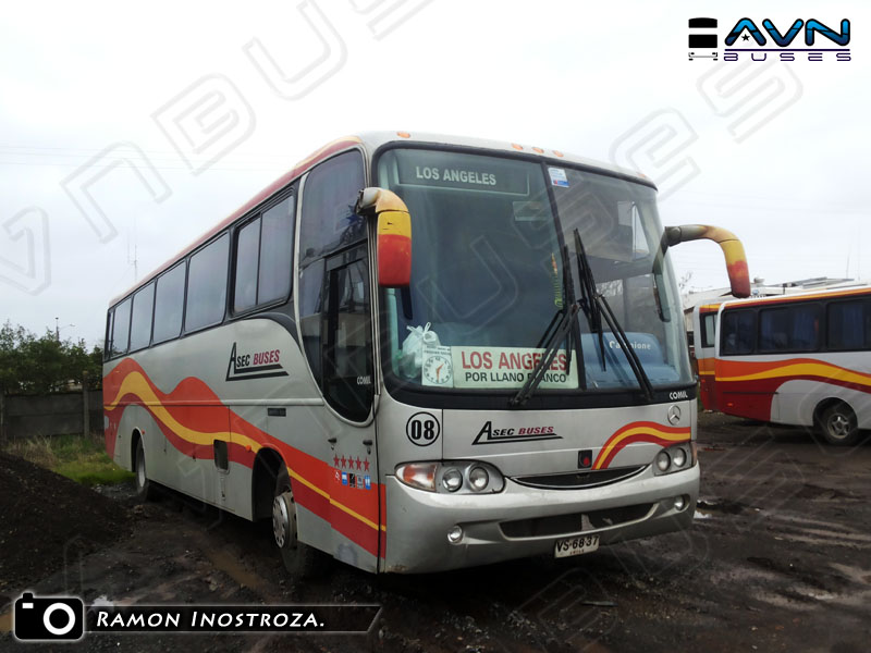 Comil Campione 3.45 - Mercedes Benz / Asec Buses