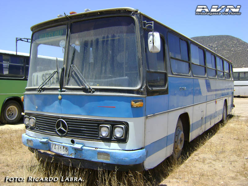 Mercedes Benz O-364 / Via Elqui