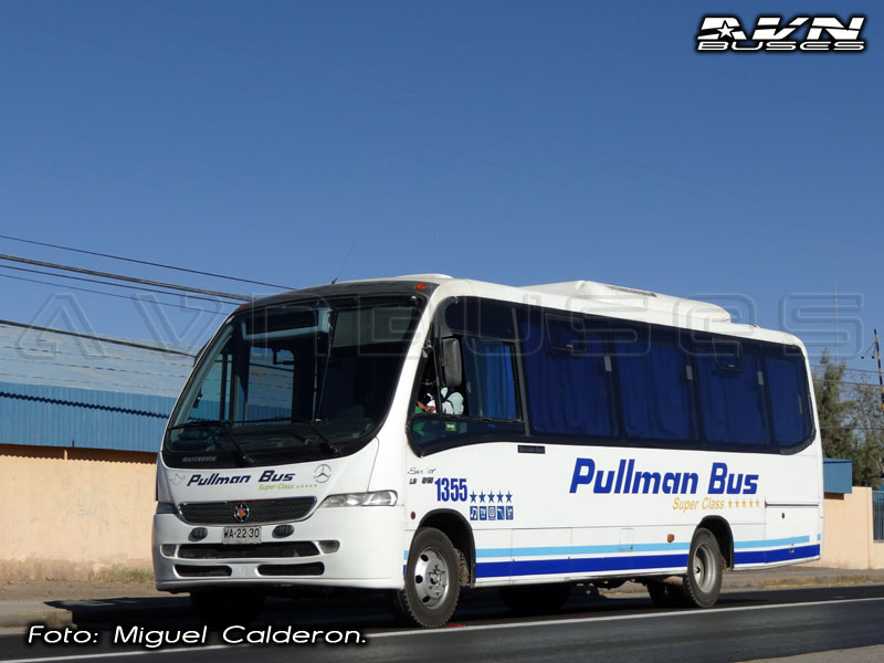 Marcopolo Senior - Mercedes Benz / Pullman Bus