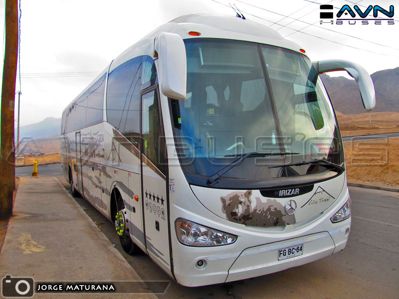 Irizar I6 - Mercedes Benz / Villa Travel