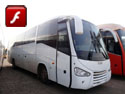 Irizar Century Semi Luxury - Scania & Mercedes Benz / Unidad de Stock