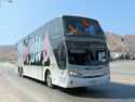 Busscar Panoramico DD - Scania / Elqui Bus